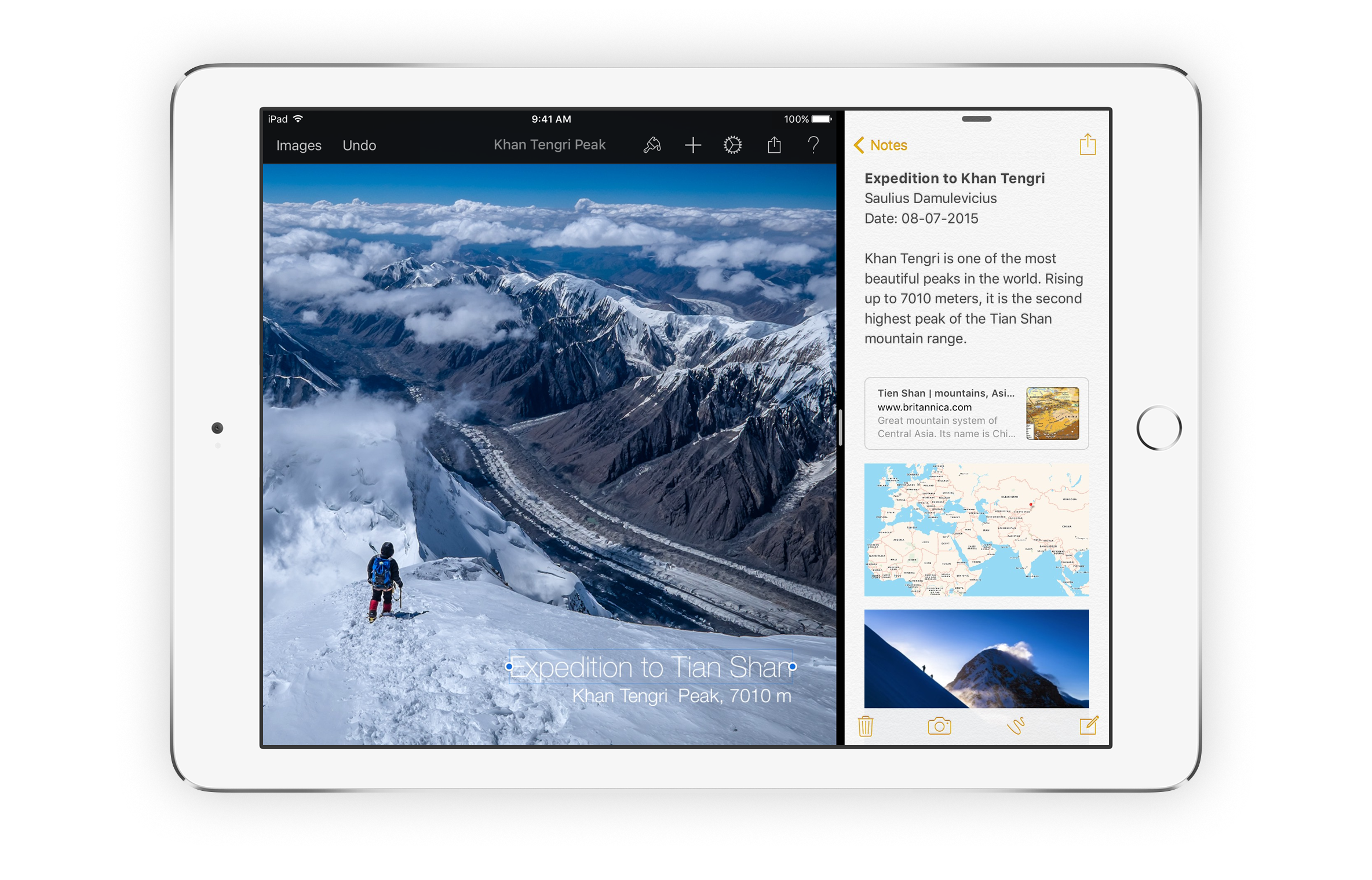 Pixelmator for iOS 9 with 8K Image Support Image