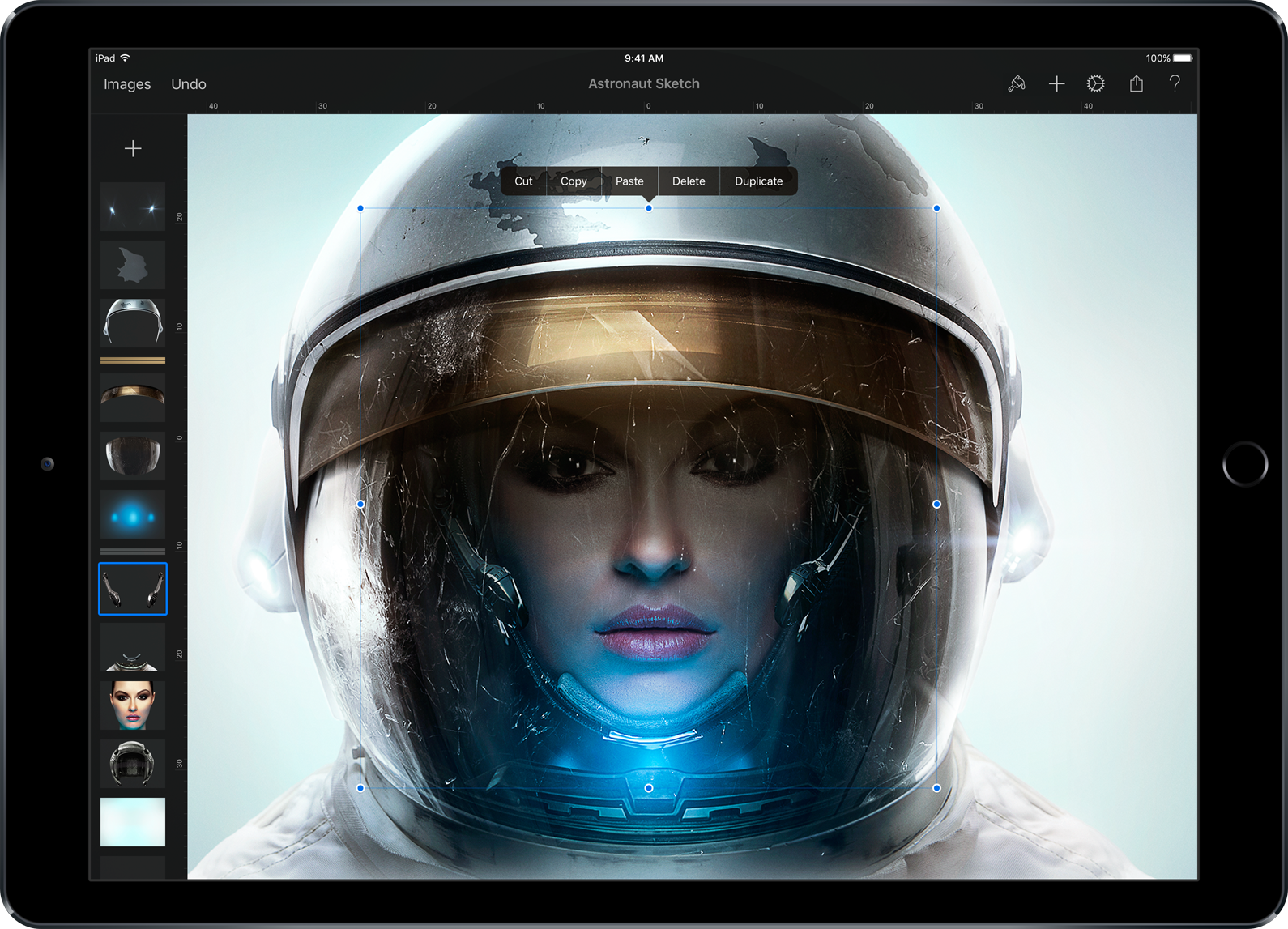 Pixelmator Team Brings Its Powerful Image Editor to the iPad Pro Image